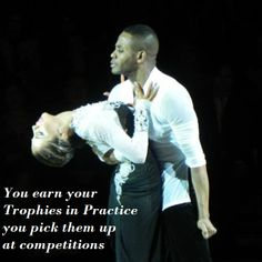 Today's Quote with in house Private Ball NY Dance Instructors and World Rhythm Champs- Liana and Emmanuel #champions #nyc #dance #quote #ballny #studio