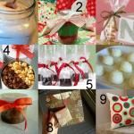 home made gift ideas