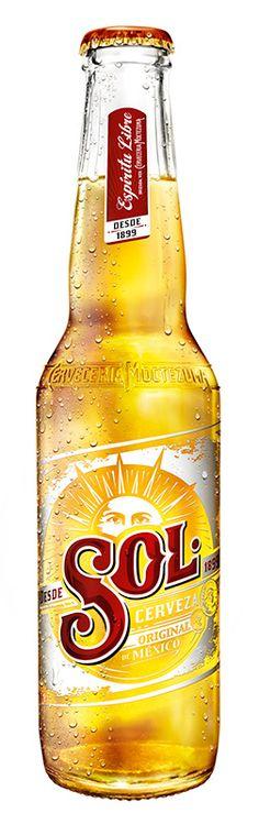 Sol Beer 4-pk - Par ordre alphabétique - Bières sud-américaines - Bières et Cidres - 7501049936440 - Alloboissons