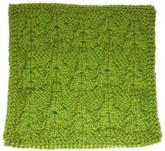 Evergreen Stitch - http://blog.knittingboard.com/archives/4524