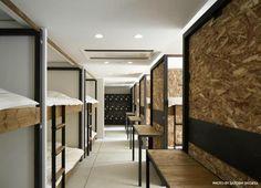 Piece Hostel Kyoto: 18-bed dormitory