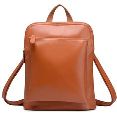 52.00$  Buy here - http://aiw4d.worlditems.win/all/product.php?id=32686428891 - Women Leather Backpack Multifunction High Quality School Bag New 2016 Women Travel bags Ladies Fashion Backpack for Girl