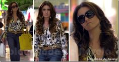 Feminine Fashion, Feminine Style, Round Sunglasses, Sunglasses Women, Tvs, Type 3, Work Wear, Chic, Jeans