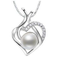 I think you'll like 18k White Gold Plated Pendant Necklace. Art. SCN-860. Add it to your wishlist! http://www.wish.com/c/52ff85ecab980a50cc21b6c5