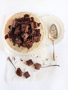 Fudge Brownie & Cookie Dough Cake by raspberri cupcakes, via Flickr