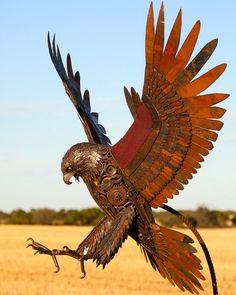Welding Art Projects, Metal Art Projects, Metal Tree Wall Art, Scrap Metal Art, Metal Artwork, Tree Artwork, Art En Acier, Metal Animal, Arte Cholo