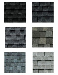 The Decorologist explains how to choose the correct exterior paint color and avoid clashing colors for a house with a gray roof. Roof Shingle Colors, Siding Colors, Roof Colors, Exterior Paint Colors, Exterior House Colors, Paint Colors For Home, Brown Roofs, Roof Paint, House Paint Exterior