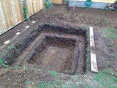 DIY Concrete Block Soaking Pool - In Progress, Advice Welcome! Natural Swimming Ponds, Building A Swimming Pool, Swiming Pool, Diy Pool, Swimming Pools Backyard, Garden Pool, Backyard Pool Designs, Small Backyard Pools, Backyard Landscaping