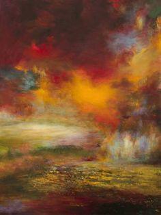 "Saatchi Art Artist Rikka Ayasaki; Painting, ""Passions 27 (Painted in 2013, 100x73cm) "" #art"