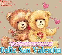 Feliz San Valentìn