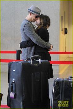 Channing Tatum & Jenna Dewan... How cute!