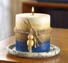 Guide for Making Decorative Candles – DIY real