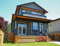 vancouver cedar soffit with farmhouse doorbell buttons exterior traditional and gable roof lawn