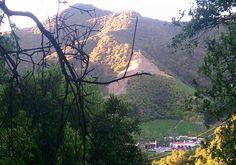 Rosenthal WInery Backbone Trail System Latigo Canyon Malibu, CA