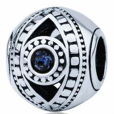 Evil Eye Charm for Pandora Bracelets