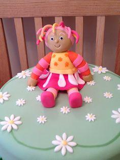 Upsy Daisy Cake Topper