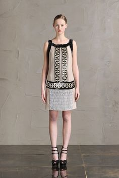 Philosophy di Lorenzo Serafini Pre-Fall 2012 Fashion Show