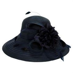 Betmar Lanna Hat with Flower #VonMaur #DerbyContest