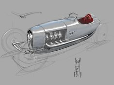 CycleKart Inspiration Photos (Page : CycleKart Tech Forum : CycleKart Forum : The CycleKart Club(maybe we could use it like a boat) Go Kart, Pt Cruiser, Vintage Race Car, Pedal Cars, Car Drawings, Car Sketch, Mini Bike, Kit Cars, Automotive Design