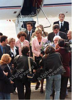 Princess Diana , Rimini  Italy -  Octobre 1996