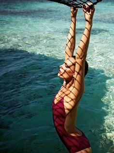 sun drenched // #beachbum #planetblue
