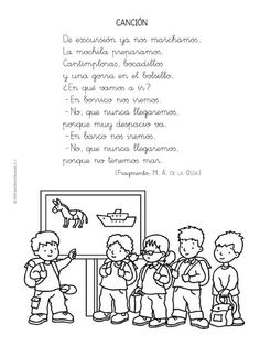 1000 images about poesias y canciones infantil on for Canciones de oska jardin secreto