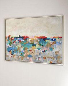 "H8KLT ""Mosaic Color Garden"" Giclee"