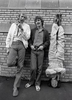 George Harrison Marwa Blues (with two members of Monty Python).