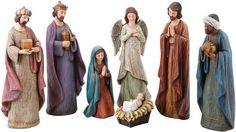 JOSEPH'S STUDIO Roman 7-pc. Nativity Figures