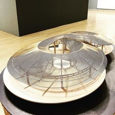 Interesting Find A Career In Architecture Ideas. Admirable Find A Career In Architecture Ideas. Conceptual Model Architecture, Architecture Design, Architecture Model Making, Parametric Architecture, Architecture Concept Drawings, Pavilion Architecture, Contemporary Architecture, Architectural Drawings, Circular Buildings