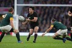 All Blacks winger Nehe Milner-Skudder in action during the Rugby World Cup 2015 semifinal against South Africa. South Africa Rugby, All Blacks, Rugby World Cup, Soccer, Action, Futbol, Group Action, European Football, European Soccer