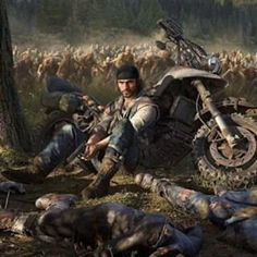 Days Gone DEAL - Grab this exclusive and more at a discounted price Super Mario Party, Super Mario Bros, Tom Clancy, Dragon Quest, Mario Kart, Zombies, Apocalypse, Ghost Recon, Ps4 Exclusives