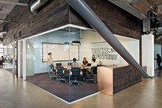 Inside Dropbox's Urbanized San Francisco Offices