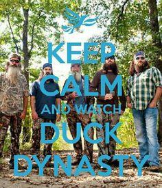 Duck dynasty!!