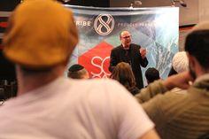 Hollywood writer David Sacks at SoCal Sessions: Catalyzing Creating Consciousness