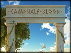 PERCY JACKSON Camp Half-Blood Pegasus Necklace – Moonfire Charms