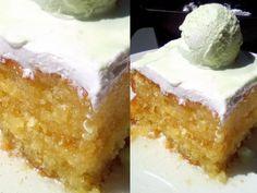 Sweet Desserts, Vanilla Cake, Cheesecake, Food And Drink, Chocolate, Cream, Greek Recipes, Creme Caramel, Cheese Cakes