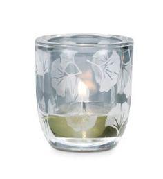 elegant ginkgo leaf candle holder by partylite $12    www.partylite.biz/nikkihendrix