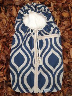 Blue Design Bundle Bag by ThePilaShoppe on Etsy