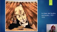 Luigi Pirandello - Parte IV  Ultimo parte di questo episodio su Pirandello. Personaggio interessantissimo :) Mi é piaciuto molto.  #leggere #scrivere #libri #premionobel #teatro