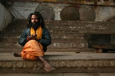 A collection of portraits taken in Varanasi, India: Ten Rupees by photographer Kevin Goss-Ross