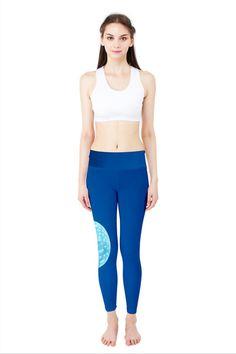Jellyfish Yoga Leggings only $35 by designer Nikky Starrett  Free shipping on orders over $50!