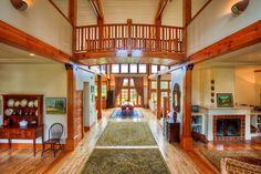 Lace & Tea » architectural beauty: indoor treehouse, washington