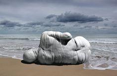 OcéanoMar - Art Site: Misha Gordin, Alone #8, 2015.