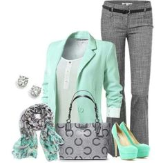 Adore this outfit and color combination (with more practical shoes). love the colors for work attire Style Work, Mode Style, Winter Outfits, Casual Outfits, Dress Winter, Work Outfits, Casual Boots, Dress Casual, Skirt Outfits
