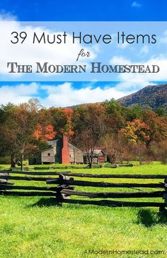 Sometimes people with a homesteading mindset can be hard to shop for. Gadgets and trinkets are outside of their ideal gift range, which leaves your to come up with something they will actually use and enjoy! Or maybe you're the … Continue reading →