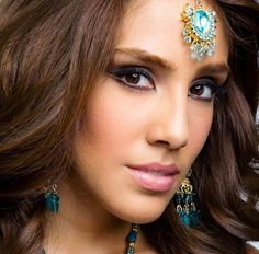 Sandra Echeverría. Jade en la telenovela El Clon