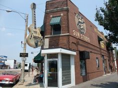 Memphis Sun Records Studio