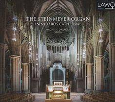 Den Klassiske cd-bloggen: Orgelbrus i Nidaros