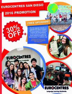 #PromociónDelDía con Eurocentres #USA Estudia inglés en #SanDiego  y ¡obtén -30%! además un viaje ¡al increíble Zoológico de San Diego!. Solicita tu presupuesto sin compromiso. #EstudiaenelExtranjero